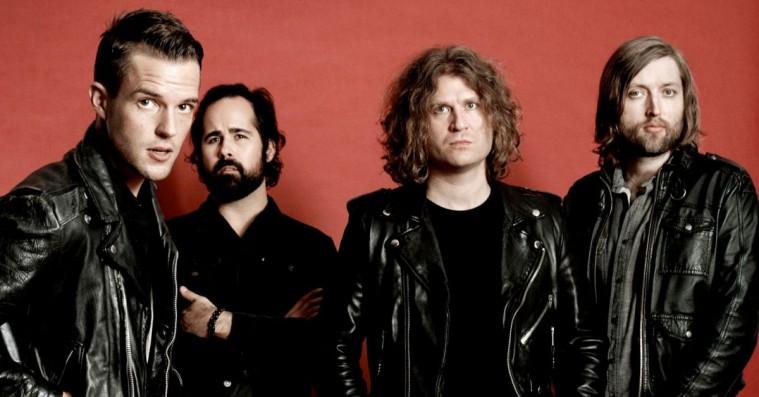 The Killers giver koncert i København