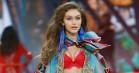 Gigi Hadid startede modelkarrieren tidligt – fotobombede Vogue-shoot som femårig
