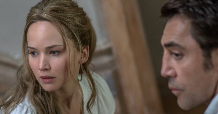 Soundvenue Filmcast: Aronofskys polariserende 'Mother!' og håbet i 'Team Hurricane'-bølgen