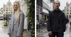 Street style: Cecilie Bahnsen indtog Nørgaard på Strøget