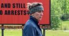 'Three Billboards Outside Ebbing, Missouri': Komisk og kynisk Golden Globe-vinder lever op til hypen