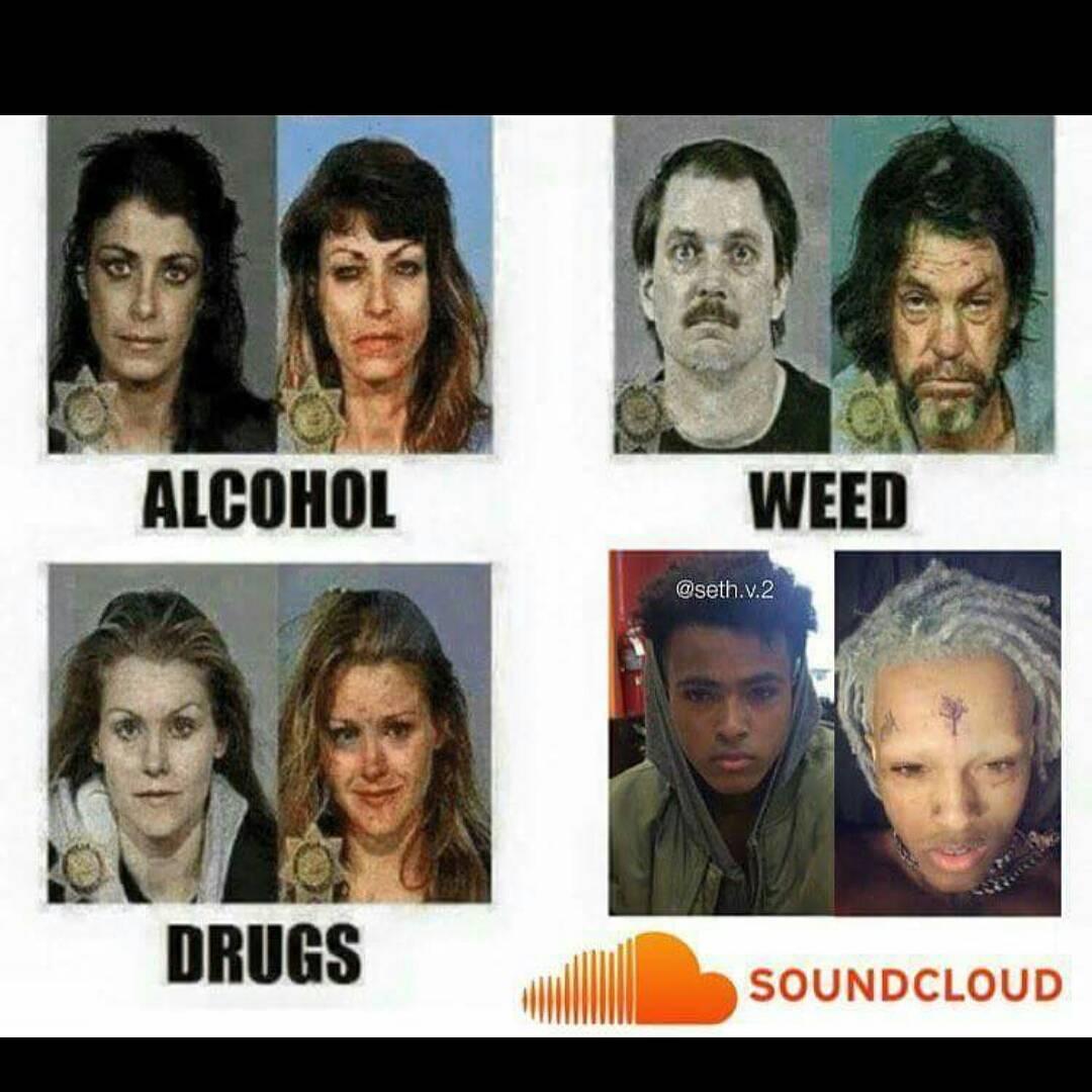 4. Hvilken kontroversiel rapper bliver her brugt som et skræmmeeksempel på SoundClouds bagside?