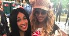 Rygter: Er et samarbejde mellen Cardi B og Beyoncé på vej?
