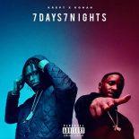 UK-kamæleonerne Krept & Konan skruer op – og så helt ned – på dobbelt-mixtape - 7 Days + 7 Nights