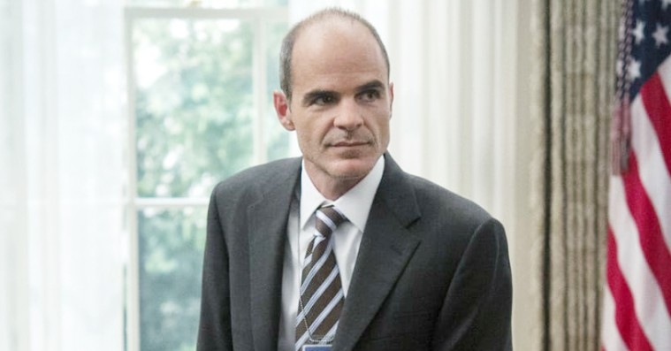 Michael Kelly taler ud om Spaceys 'House of Cards'-exit for første gang