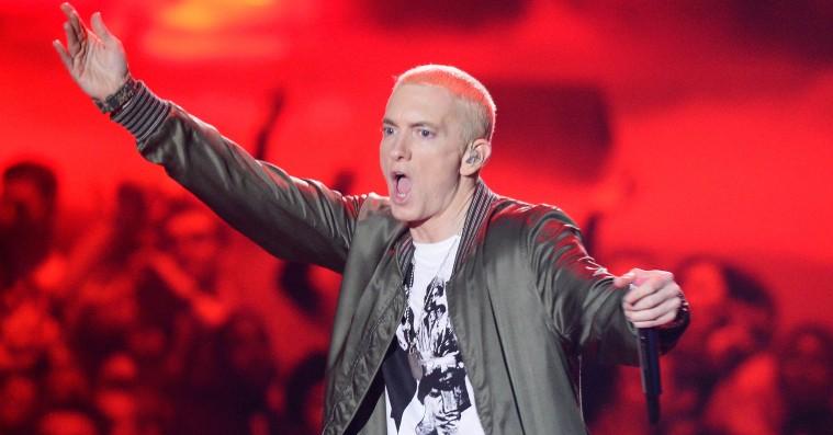Roskilde Festival afslører Eminem som hovednavn
