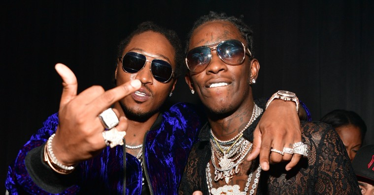 Future og Young Thug har udgivet nyt fælles-mixtape – hør 'Super Slimey'