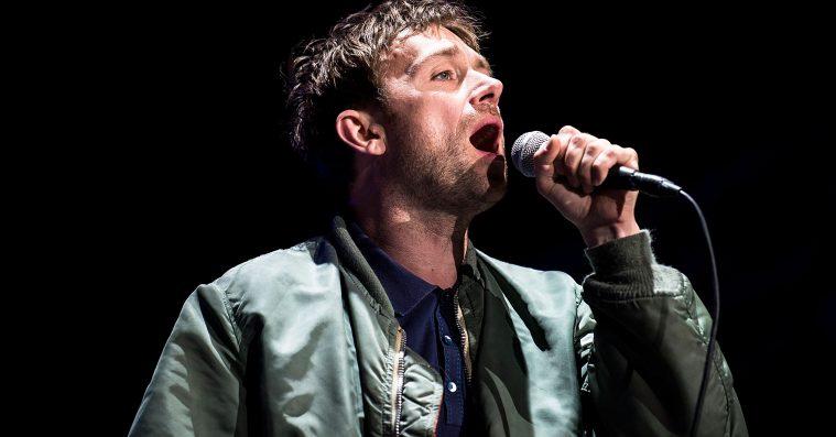 Hør Damon Albarn på nyt electronica-nummer – gæster produceren Nic Fanciullis 'Saying'