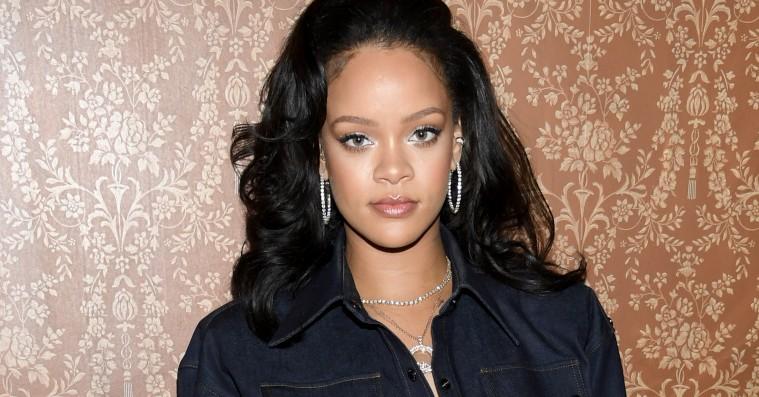 Rihanna efter sigende på vej med sit eget luksustøjmærke – lanceres samtidig med nyt album