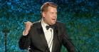 James Corden kritiseret efter jokes om Harvey Weinstein til et velgørenhedsarrangement