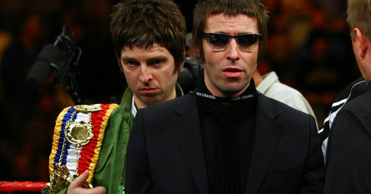Liam og Noel Gallagher slutter fred: »We're all good again«