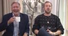 Afsporet interview vækker ægte glæde hos den notoriske træmand Harrison Ford