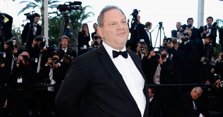 For Harvey Weinstein har sex og film altid været uløseligt forbundet