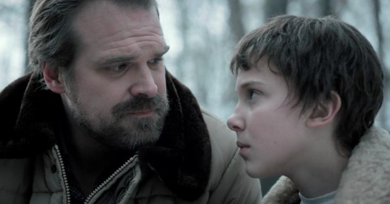 David Harbour udtaler, at den nye 'Stranger Things'-sæson bliver mere rørende end nogensinde