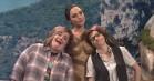 'Wonder Woman's ø forvandles til et lesbisk drømmeland i SNL-sketch