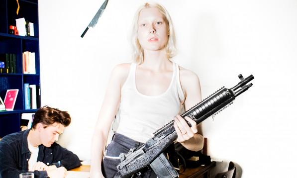 Modellen Louise Cehofski skubber til dit billede af mode: »Jeg vil ikke være en mannequin«