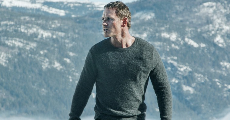 'Snemanden': Michael Fassbender kommer for sent til nordic noir-festen
