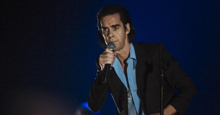 Nick Cave kommer til Danmark med kombineretkoncert og 'ask me anything'-diskussion