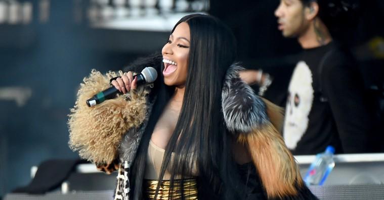Nicki Minaj fremhæver sexisme i hiphop: »Kvinder må arbejde dobbelt så hårdt«