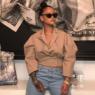 Skal Rihanna nu også være modeblogger? Virker inspireret af Beyoncé