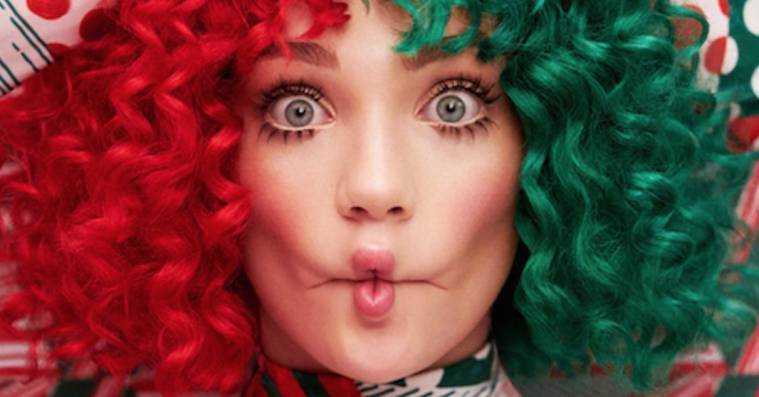 Sia annoncerer julealbummet 'Everyday Is Christmas' – sangtitler som 'Ho Ho Ho' og 'Snowman'