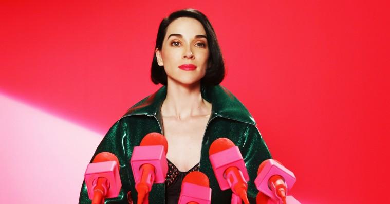 St. Vincents 'Masseduction' er avant-pop som skamløs forførelseskunst – en triumf