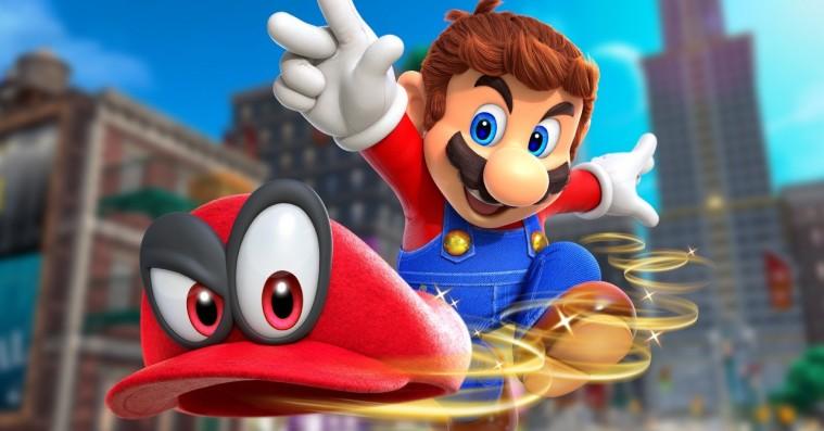 'Super Mario Odyssey' er uovertruffen nytænkning af en gammel skabelon