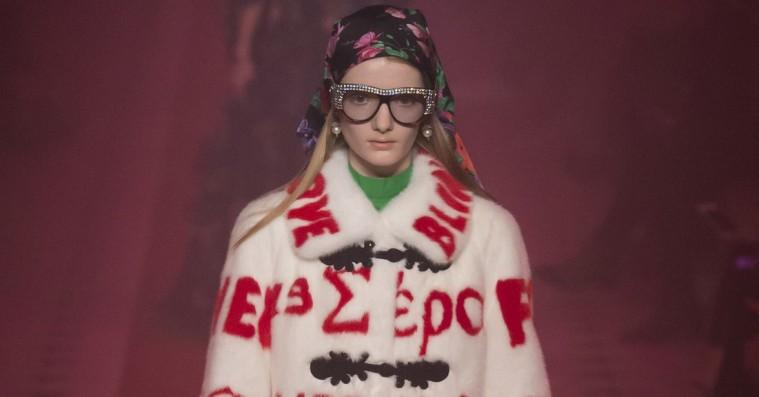 Gucci dropper pels: »Det er ikke moderne«