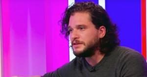 Kit Harington afslører, at han græd, da han læste manuskriptet til sidste afsnit af 'Game of Thrones' – se interviewet