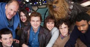Ron Howards 'Solo: A Star Wars Story' bliver helt anderledes end forventet