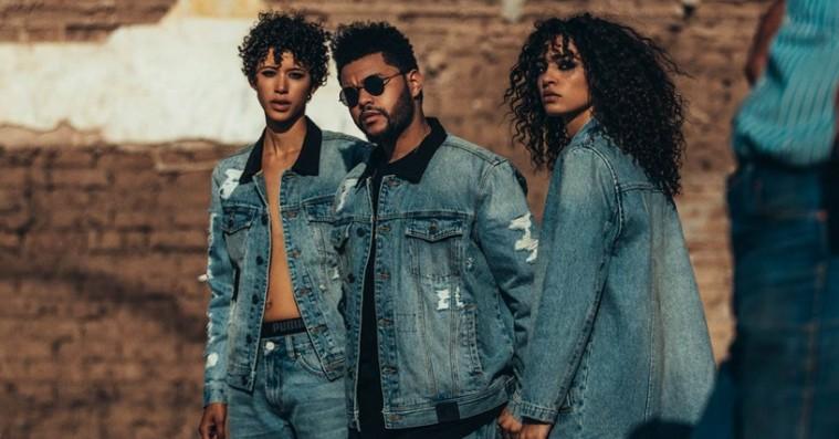The Weeknd laver denimkollektion med Puma