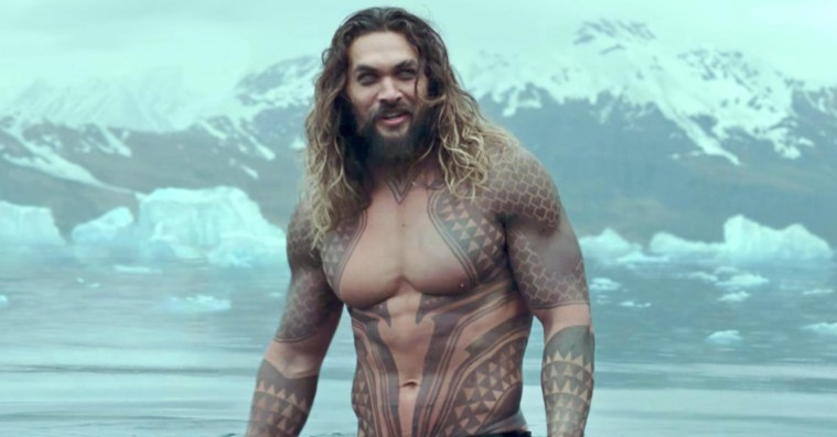 Jason Momoa er vanligt immun over for 'Justice League'-kritik