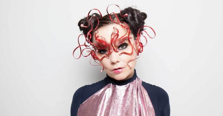 Björk kommer til Danmark med spektakulært koncertsetup