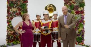 Will Ferrell og Molly Shannon skal spille to opdigtede lokaljournalister i amerikansk nytårsparade