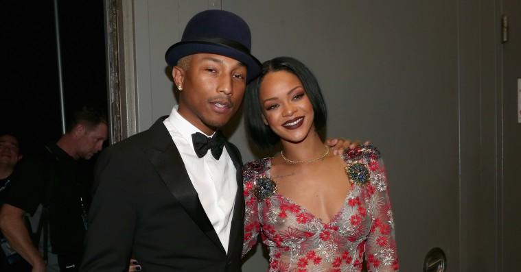 N.E.R.D.'s comeback overskygges af rappende Rihanna, der ikke giver en fuck