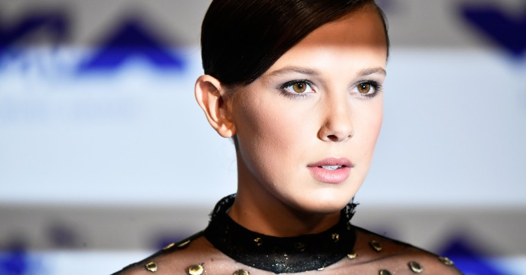 Stop med at seksualisere 13-årige Millie Bobby Brown