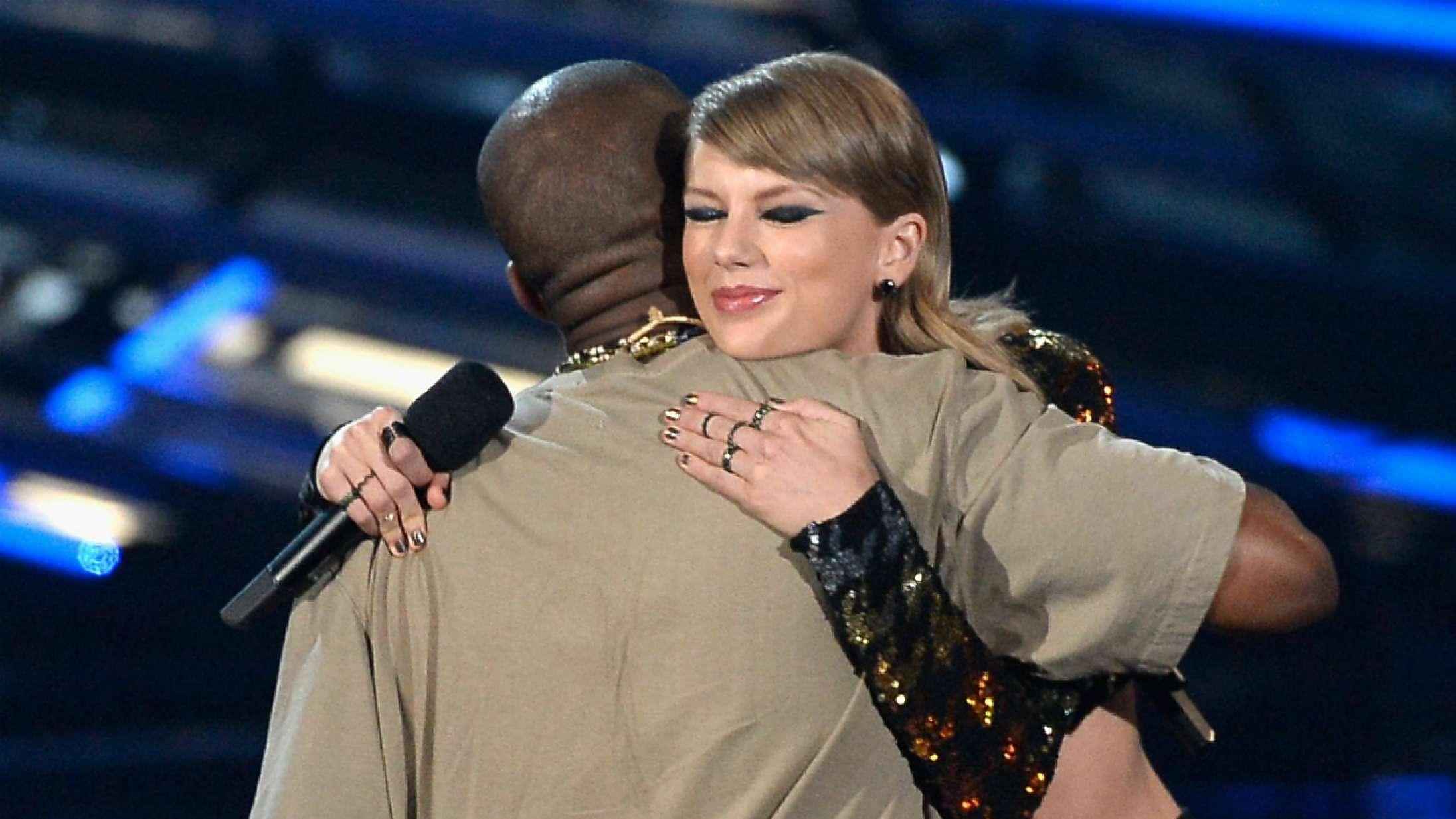 I år fandt Kanye West og Taylor Swift en fælles fjende, der var større end dem begge