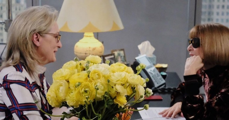 Anna Wintour og Meryl Streep mødes for første gang i vidtfavnende samtale-interview