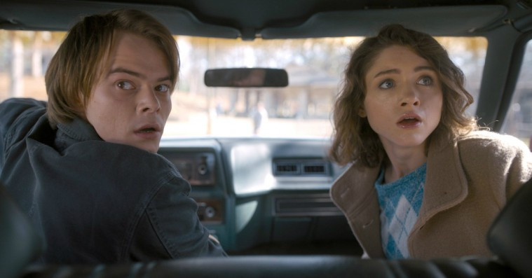 Datingrygter om Natalia Dyer og Charlie Heaton fra 'Stranger Things' smelter fans