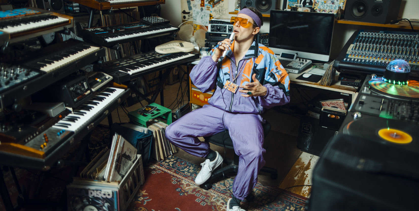 Mytisk eller misforstået? Marvelous Mosell er dansk hiphops største original