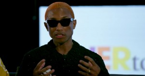 Pharrell »fucking hader« førstesinglen 'Hot-n-Fun' fra N.E.R.D.'s 2010-album 'Nothing'
