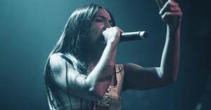 Princess Nokia i Store Vega: Svingende attitudelege fra hiphoppens tomboy-diva
