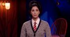 Se Sarah Silvermans stærke og bundærlige åbningsmonolog om vennen Louis C.K.