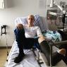 Niels Brandt har brækket foden – men The Minds of 99-turneen fortsætter