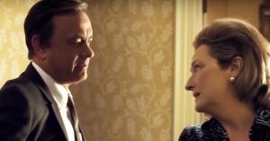 Første trailer til Spielbergs stærke Oscar-kandidat 'The Post' med Tom Hanks og Meryl Streep er landet