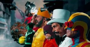J.J. Abrams vækker Jimmy Kimmels præpubertere superhelte-tegneserie til live med stjernespækket cast