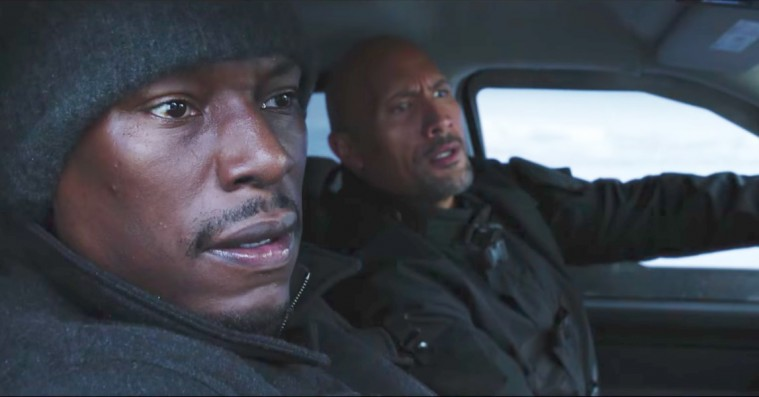 Tyrese Gibson tager 'Fast & Furious'-serien som gidsel i beef med Dwayne Johnson