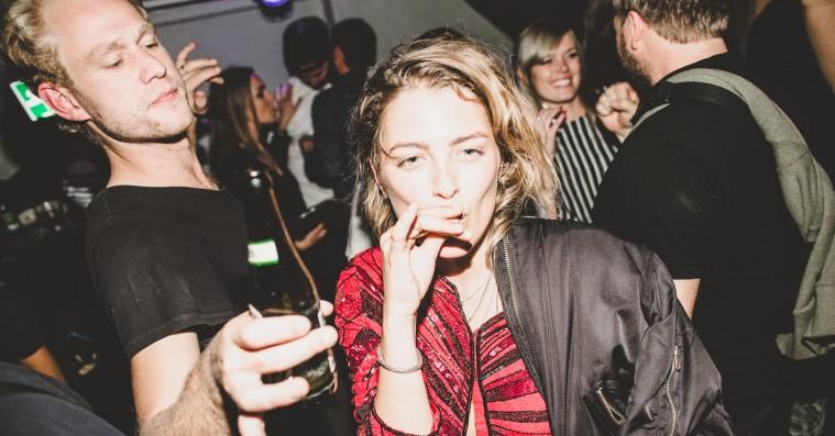 Her er ugens otte fedeste fester – gang i den allerede onsdag