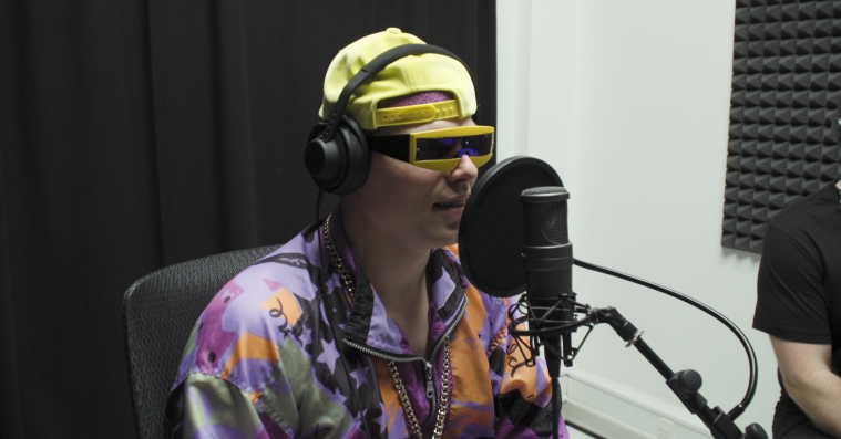 Standard Xclusive: Marvelous Mosell rapper non-stop i over fire minutter på vanvittig demo