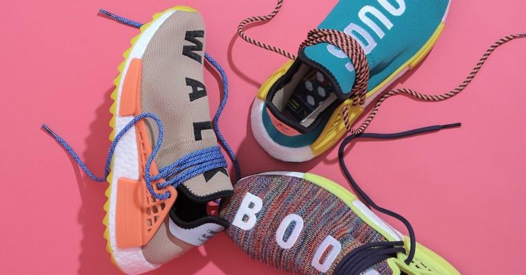 Ugens bedste sneaker-nyheder – Pharrells farveleg, techwear og Yeezy-releasedato